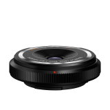 Объектив Olympus Body Cap Lens 9mm 1:8.0 (BCL-0980) черный (V325040BW000)
