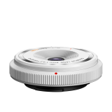 Объектив Olympus Body Cap Lens 9mm 1:8.0 (BCL-0980) белый (V325040WW000)