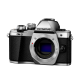 Фотоаппарат Olympus OM-D E-M10 Mark II Body серебристый
