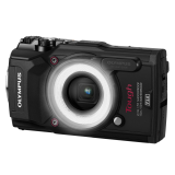 Фотоаппарат Olympus Tough TG-5 черный в комплекте с LG-1 (V104190BEK000)