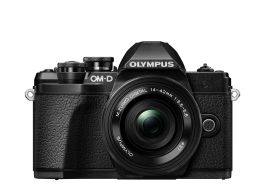 Фотоаппарат Olympus OM-D E-M10 Mark III Pancake Zoom Kit с 14-42 EZ черный (V207072BE000)