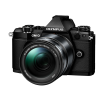 Фотоаппарат Olympus OM-D E-M5 Mark II 1415II Kit с объективом 14-150 1:4-5.6 II черный (V207043BE000)