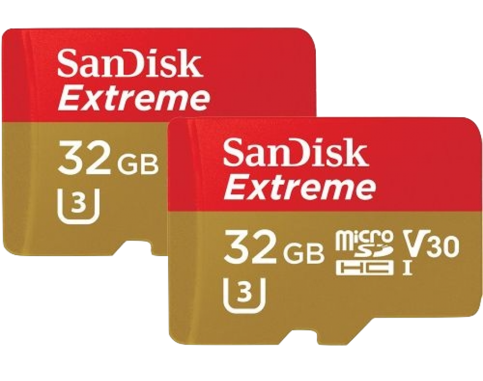 Карта памяти 32GB SanDisk SDSQXAF-032G-GN6AT