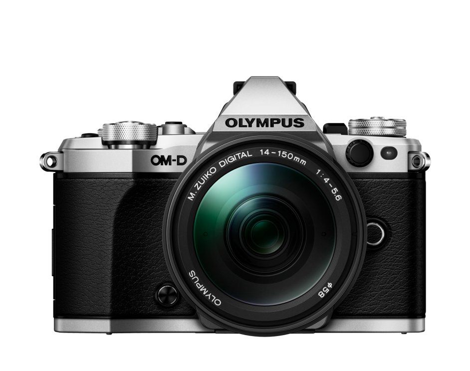 Фотоаппарат Olympus OM-D E-M5 Mark II 1415II Kit с объективом 14-150 1:4-5.6 II серебристый (V207043SE000)