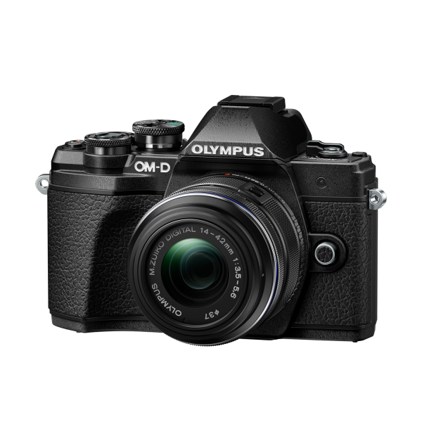 Фотоаппарат Olympus OM-D E-M10 Mark III 14-42IIR Double Zoom Kit с объективами 14-42IIR и 40-150mm черный (V207071BE010) андрей симонов современное путешествие лады в ад и рай