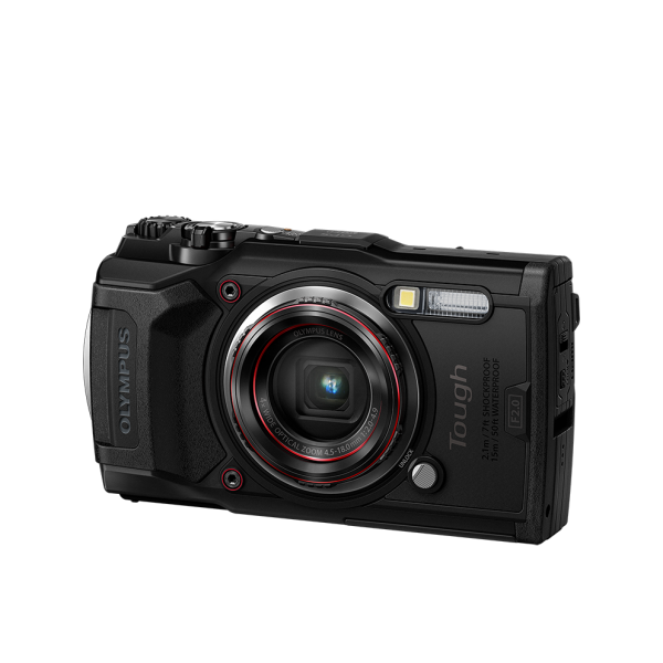 Фотоаппарат Olympus Tough TG-6 черный (V104210BE000) фотоаппарат