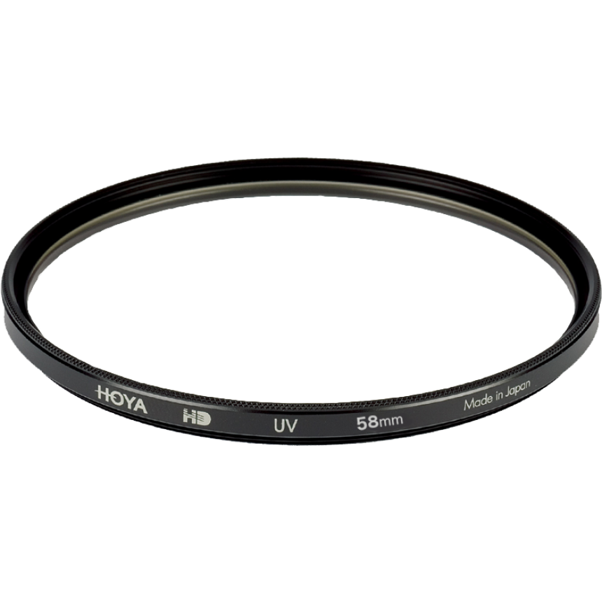 UV-фильтр HOYA UV(0) HD 58mm (HOYA-UV0-HD-58) светофильтр hoya star six 58mm 76098
