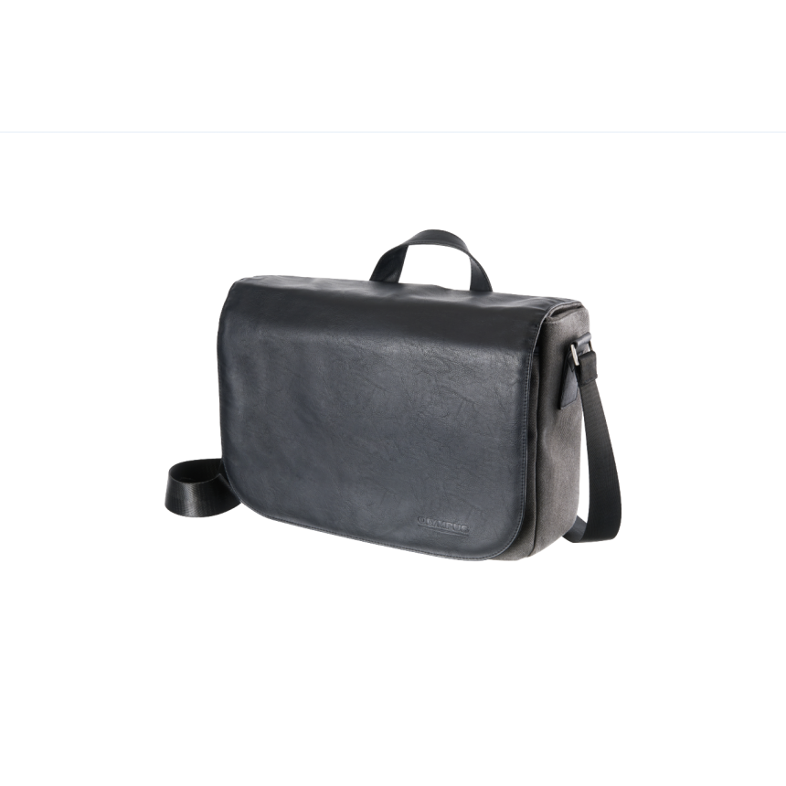 14acd1226892 10) Сумка Olympus OM-D Messenger bag black (E0410629)