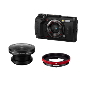 TG‑6 Fisheye Photography Kit