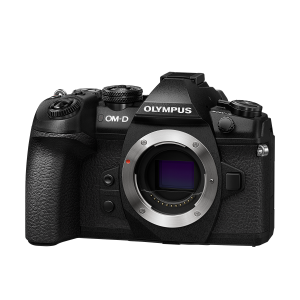 Фотоаппарат Olympus OM-D E-M1 Mark II Body черный (V207060BE000)