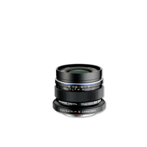 Объектив Olympus M.ZUIKO DIGITAL ED 12mm F2 черный (V311020BE001)