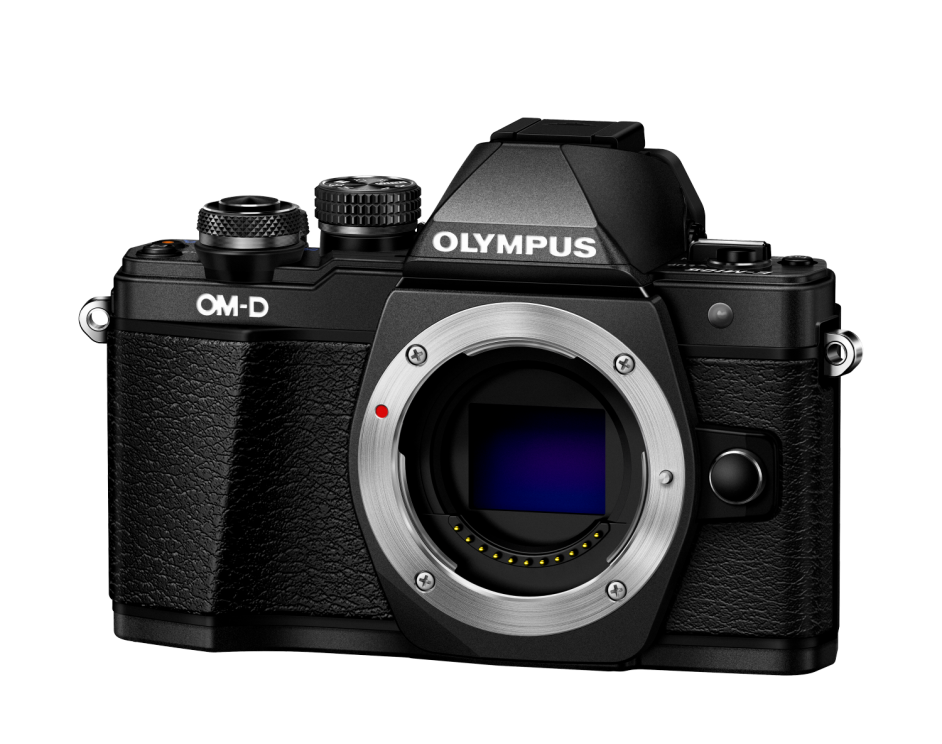 Фотоаппарат Olympus OM-D E-M10 Mark II Body черный (V207050BE000)
