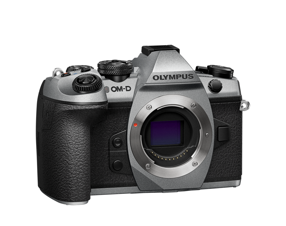 Фотоаппарат Olympus OM-D E-M1 Mark II Body серебристый (V207060SE000)