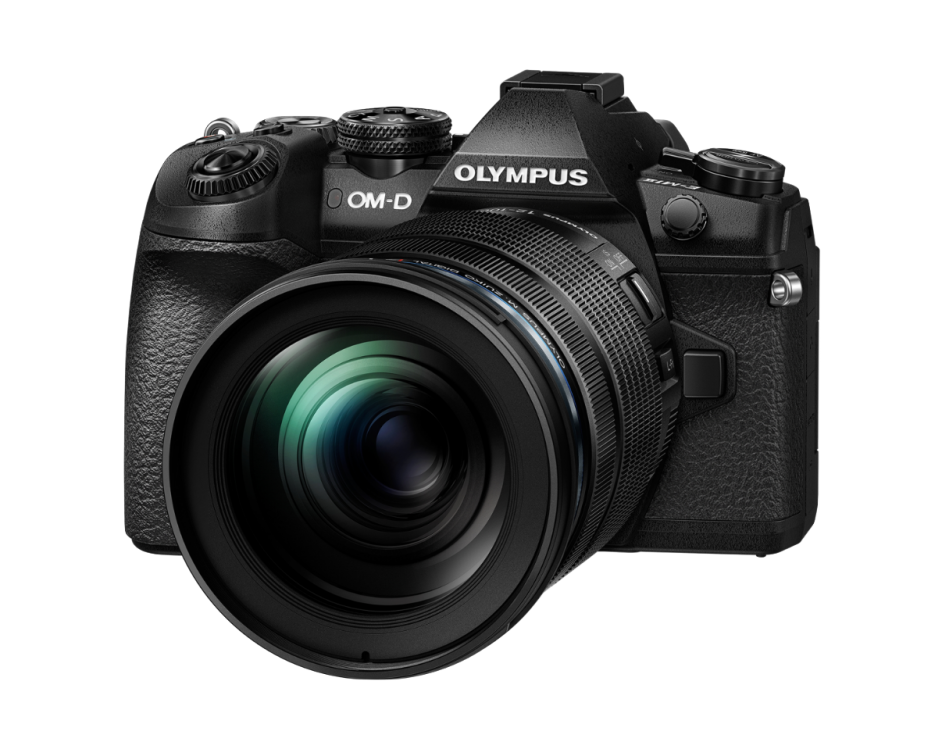 Фотоаппарат Olympus OM-D E-M1 Mark II Kit  с объективом 12-100mm PRO черный (V207060BE010)