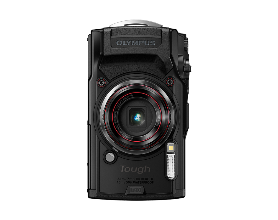 Фотоаппарат Olympus Tough TG-6 черный (V104210BE000)