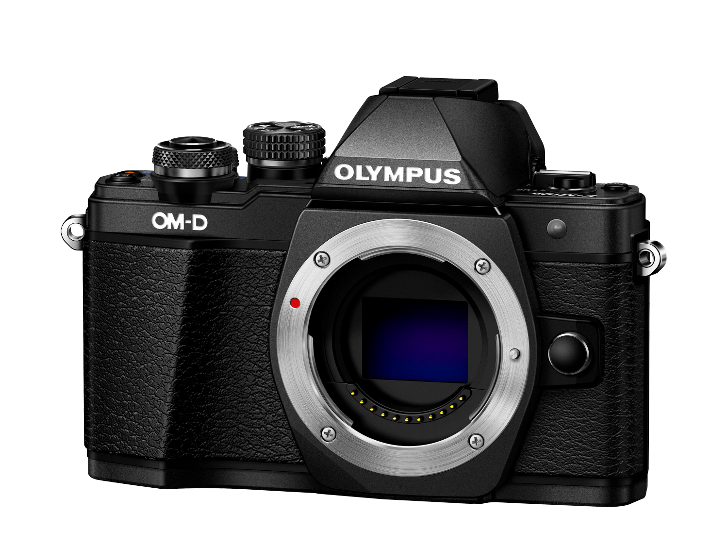 Фотоаппарат Olympus OM-D E-M10 Mark II Body черный (V207050BE000) фото