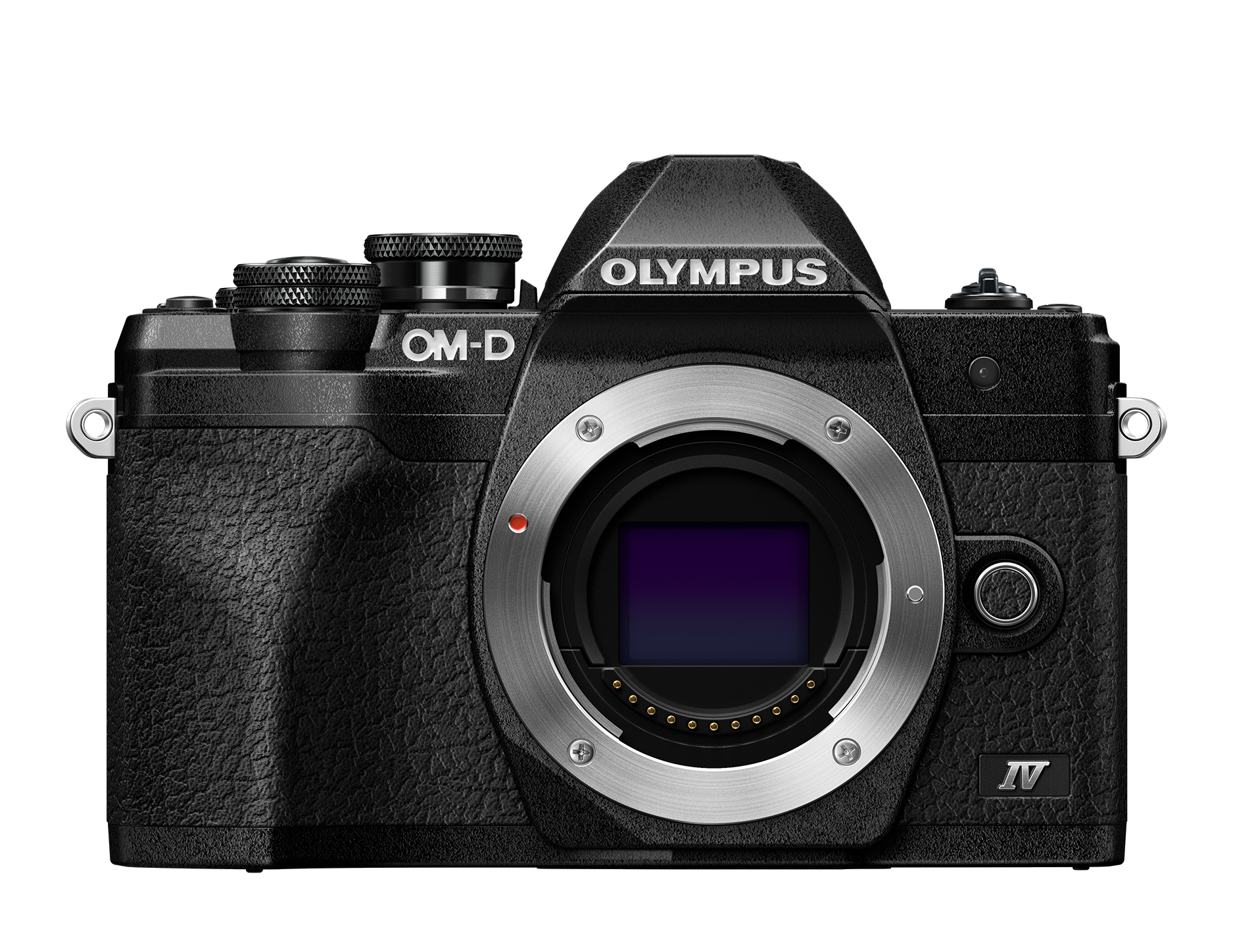 Фотоаппарат Olympus OM-D E-M10 Mark IV Body черный (V207130BE000) фото